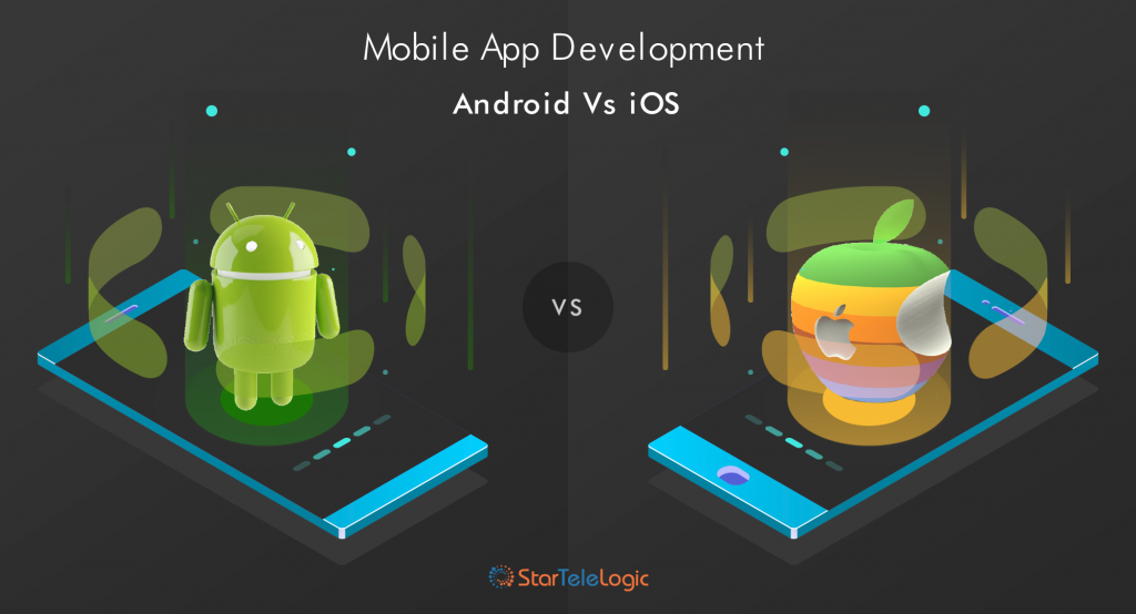 ios-vs-android mobile apps