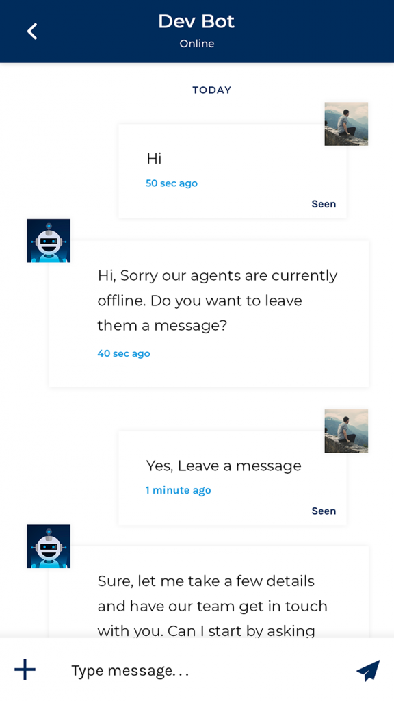 Scripted Chatbot
